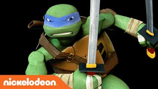 Teenage Mutant Ninja Turtles | Kicking Shell & Taking Names | Nick