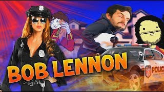 LES FLICS DU FUTUR !!! -Thief Simulator- Ep.2 avec Bob Lennon