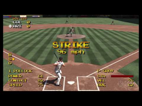 MLB The Show 17 Retro Mode Gameplay Commentary