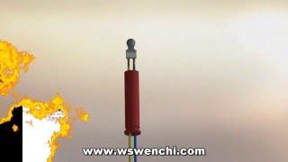 Electronic matches,electric detonators,Electric Squib,Bullet Hit