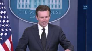 10/19/16: White House Press Briefing
