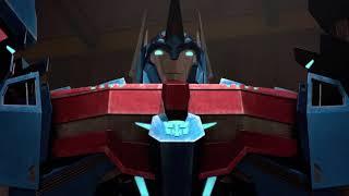 Transformers Prime Beast Hunters - Episódio 61 - Parte 2 - Dublado
