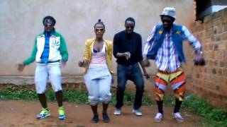 walk to work dance by Party Pipo ent Reloaded.