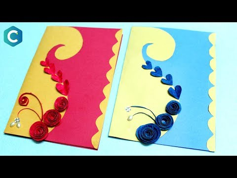 Xxx Mp4 How To Make Customized Greeting Card Latest Greeting Cards Design Greetingcard DIY 3gp Sex
