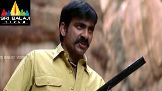 Vikramarkudu Movie Climax Fight Scene   Ravi Teja, Anushka   Sri Balaji Video