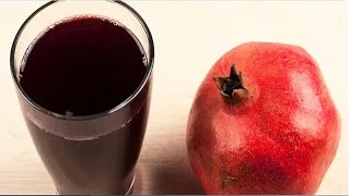 How to Make Pomegranate juice without Machine