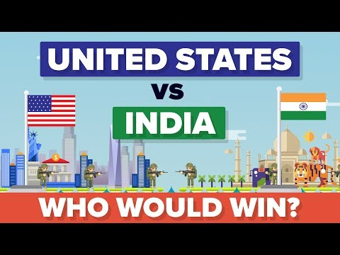 Xxx Mp4 United States USA Vs India 2017 Who Would Win Army Military Comparison 3gp Sex