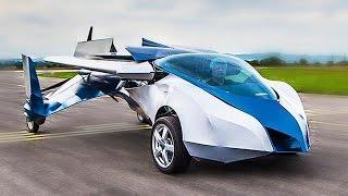 5 Impresionantes Autos Voladores   Realmente Existen En La Actualidad