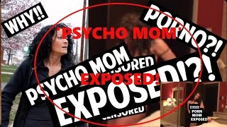 PSYCHO MOM'S - PORN VIDEO! / THANKS FOR THE SUPPORT!