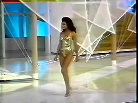 SEÑORITA CAQUETÁ 1992 CATHERINE DURÁN REINA