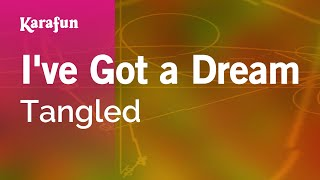 Karaoke I've Got a Dream - Tangled *