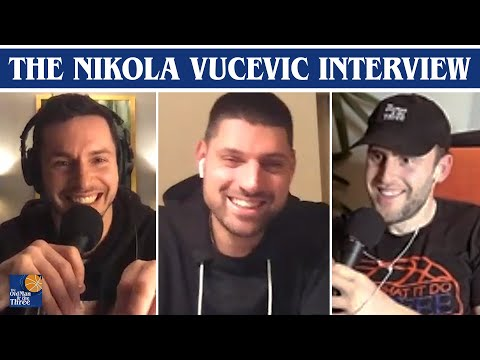 Nikola Vucevic on Being An Underrated Superstar and What Drives Him To Keep Improving JJ Redick