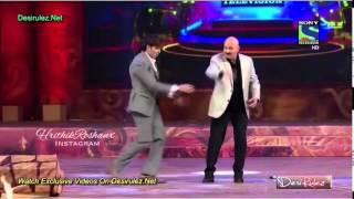 Umang 2015: Hrithik dances with Rakesh (his father)
