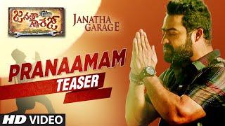 Pranaamam Video Song Teaser   