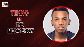 Alhaji Tekno (Slim Daddy) On The Midday Show With Toolz!
