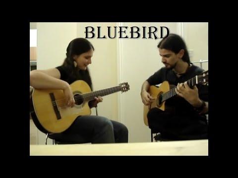 DE fuego - bluebird (original) with TAB!