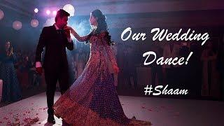 Our Sangeet Dance Performance | Bride & Groom Dance | #Shaam