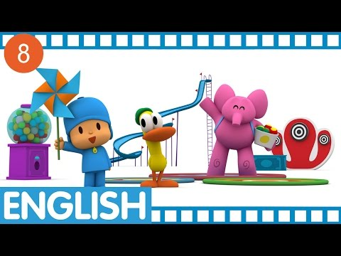 Pocoyo in English Session 8 Ep. 29 32