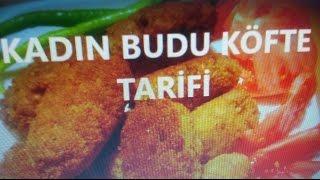 Çıtır çıtır leziz  / kadınbudu köfte tarifi / Yemek Tarifleri / Ev Yemekleri