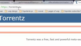How to unblock  torrentz in hindi?