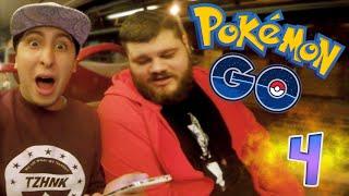 NUESTRA POKEAVENTURA   Pokémon Go con Ángel y Elyas   Capítulo 4