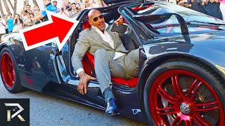 "This Is How Dwayne ""The Rock"" Johnson Spends His Millions"