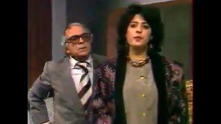 مسرح البدوي 1988| سلسلة من قضايا رمضان |حلقة : المسافر| Serie Marocaine | Theatre Badaoui
