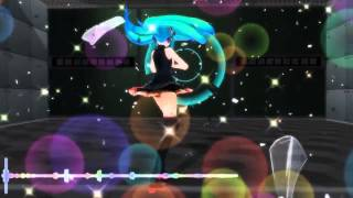 [MMD] Hi Fi Raver - Hatsune Miku