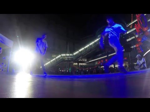 BBOY BAHAN VS S WATER | 1ON1 | TOP 4 | Flava Session vol 6