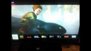 Remove demo screen on sony TVs, Sony demo mode off