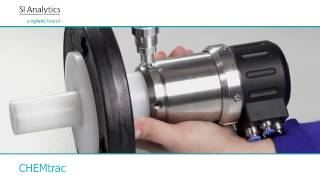Service and operation of CHEMtrac retractable pH probe holders (English)