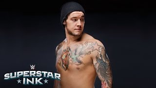Baron Corbin tells the story behind his most personal tattoo: Superstar Ink