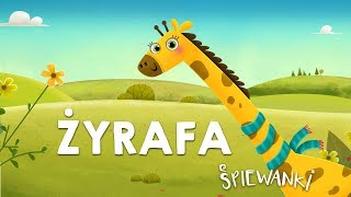 ŻYRAFA – Śpiewanki.tv – piosenki dla dzieci