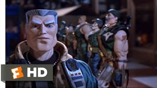 Small Soldiers (2/10) Movie CLIP - Activating the Troops (1998) HD