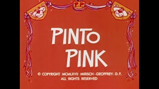 Pink Panther: PINTO PINK (TV version, laugh track)