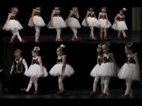 Ballet and Tap Dance Recital 4 Year Olds