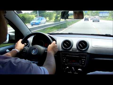 VW Novo Voyage Comfortline 1.6l Test Drive em Full HD
