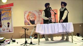 Sri Dasam Granth Sehaj Paat Bhog 2013 - Kavishari Bhai Keval Singh