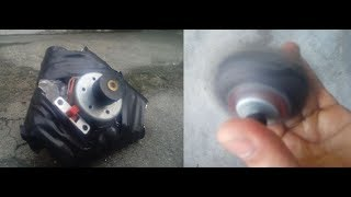 How to make an electric fidget spinner    Nonstop spinner    DIY    HD