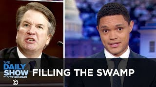 Filling the Swamp | The Daily Show