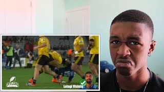JULIAN SAVEA - TAKING NAMES 2017 | REACTION
