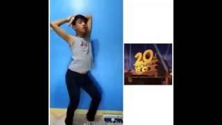 20th Century Fox Dance Step!