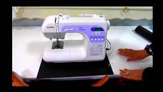 Benefits of using a sewing machine mat - Maree Pigdon Sewing Classes.m2ts