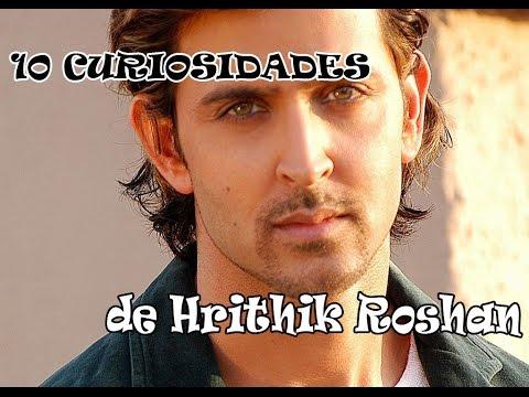 10 CURIOSIDADES DE HRITHIK ROSHAN ♡ XimePiix