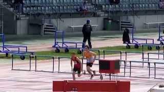 2014 CHS 12 Boys High Jump NEW RECORD 1.69m