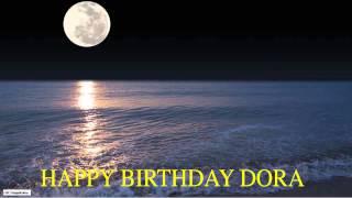Dora  Moon La Luna - Happy Birthday