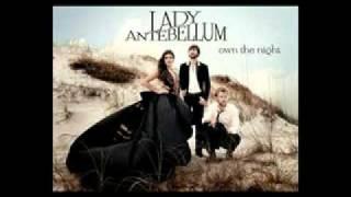 Lady Antebellum - Somewhere Love Remains Lyrics [Lady Antebellum's New 2011 Single]