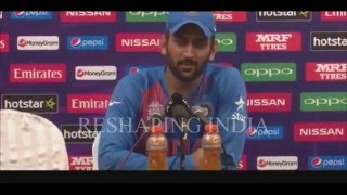 India vs Westindies World T20 2016: Dhoni funny reply about retirement