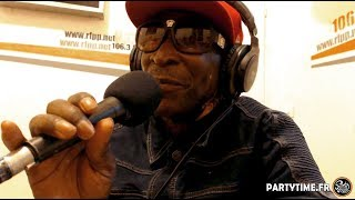 Chronicle and Don G at Party Time Reggae Radio show   10 SEPT 2017