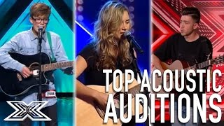 TOP Acoustic Auditions: Part One | X Factor Global